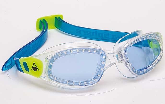 770f6ef9d Aqua Sphere Kameleon Kid Swim Goggles Review