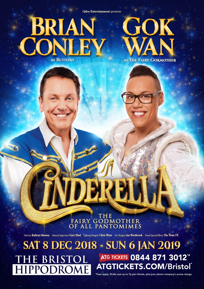 Photo of Cinderella 2018 at the Bristol Hippodrome Review