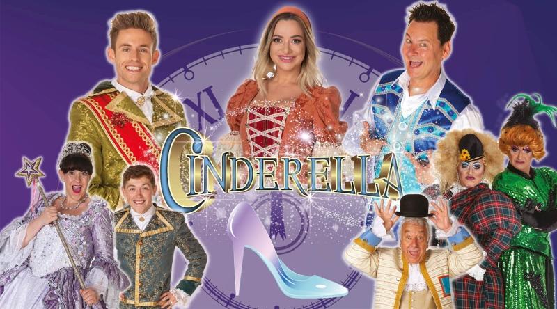 Photo of Cinderella at the Charter Theatre Preston Guild Hall Review