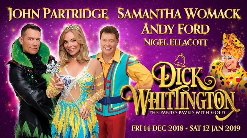 Photo of Dick Whittington at the Theatre Royal Plymouth Review