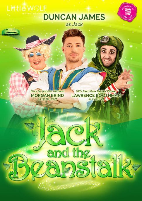 Photo of Jack and The Beanstalk at Derby Arena Review