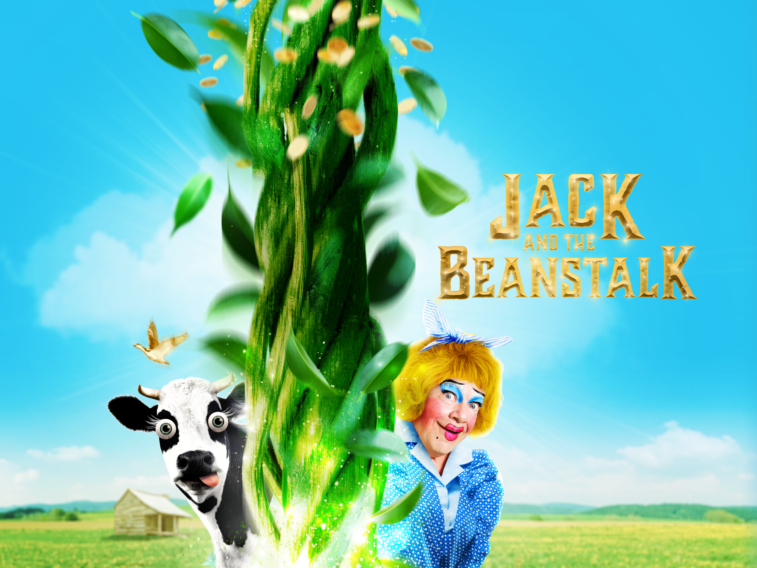 Photo of Jack and The Beanstalk at the Queen's Theatre Hornchurch Review