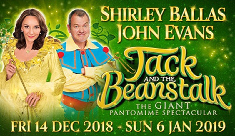Photo of Jack and the Beanstalk at the Liverpool Empire Review