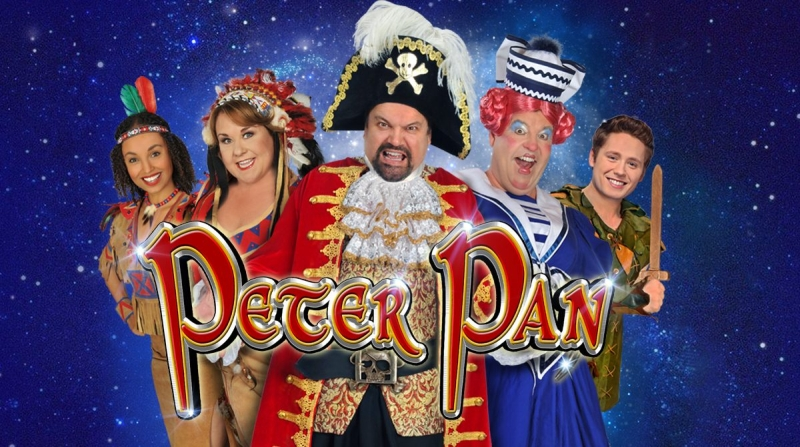 Photo of Peter Pan 2018 at the Lyceum Theatre Sheffield Review