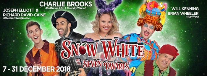 Photo of Snow White and the Seven Dwarfs 2018 at the Grove Theatre Dunstable Review