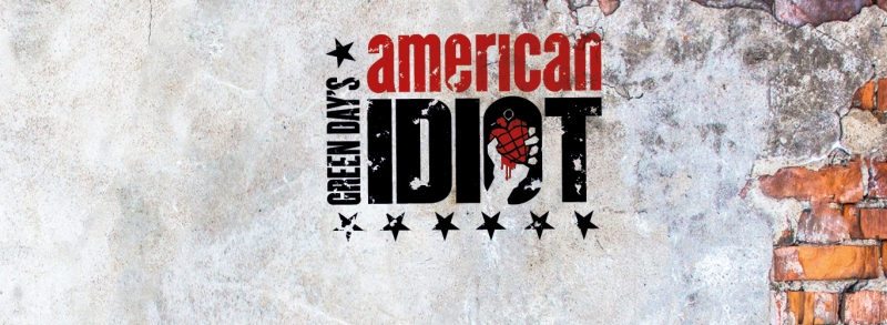 Photo of American Idiot at the Alhambra Theatre Bradford Review