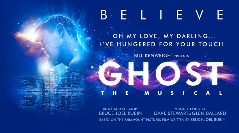 Photo of Ghost the Musical at the Lyceum Theatre Sheffield Review
