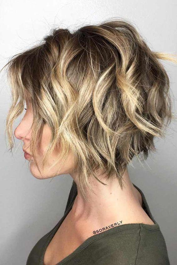 Photo of 10 Ridiculously Cute Layered Bob Haircuts For 2019 | Glaminati.Com