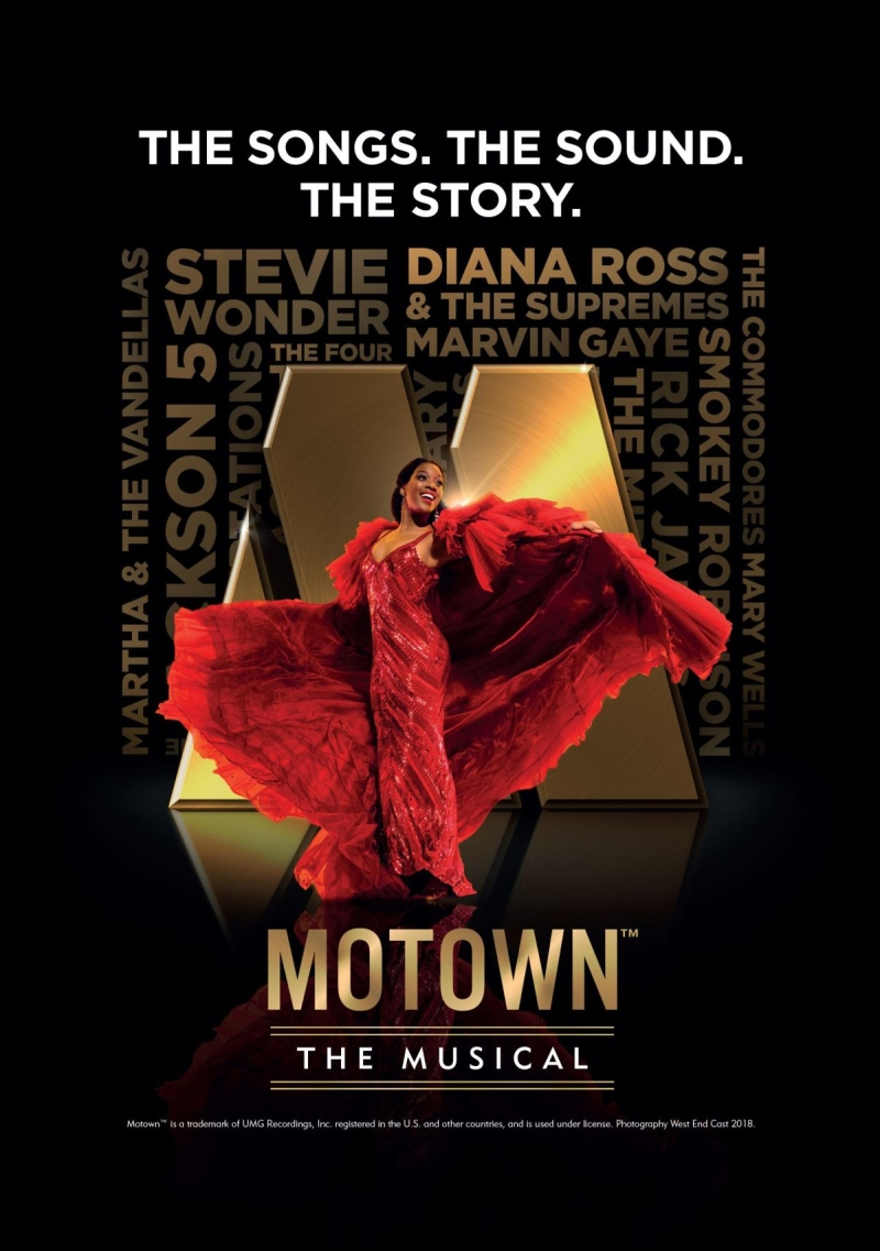 Photo of Motown the Musical at the Theatre Royal Plymouth Review