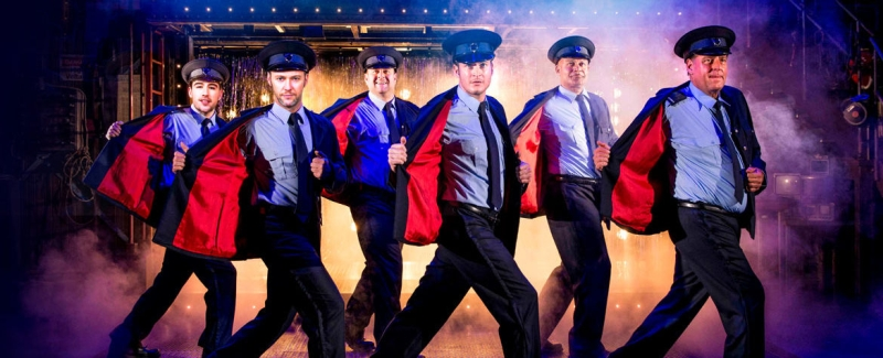 Photo of The Full Monty at the Royal & Derngate Northampton Review