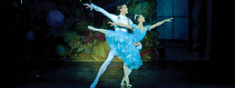 Photo of The Nutcracker at the Royal Concert Hall Nottingham Review