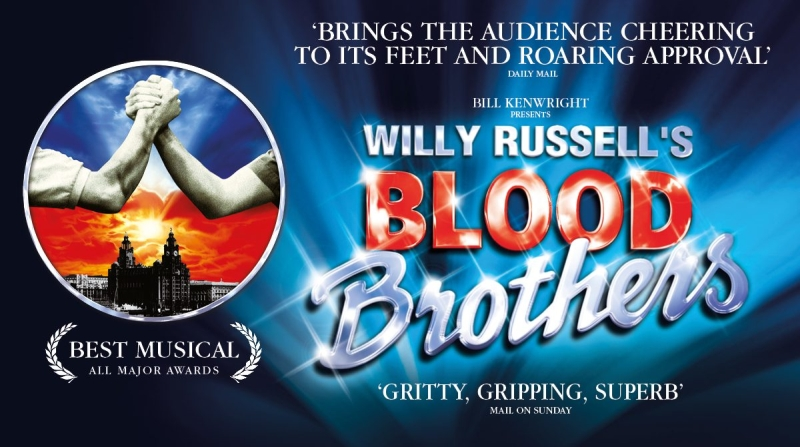 Photo of Blood Brothers at the Liverpool Empire Review