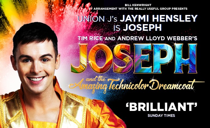 Photo of Joseph and the Amazing Technicolor Dreamcoat at the Theatre Royal Windsor Review