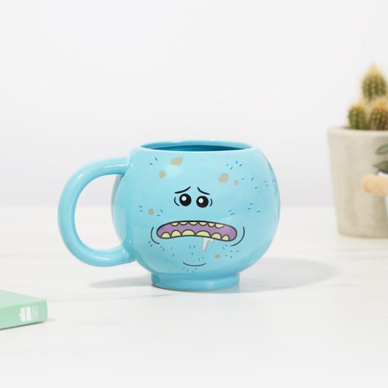 Photo of Mr Meeseeks 3D Mug Review