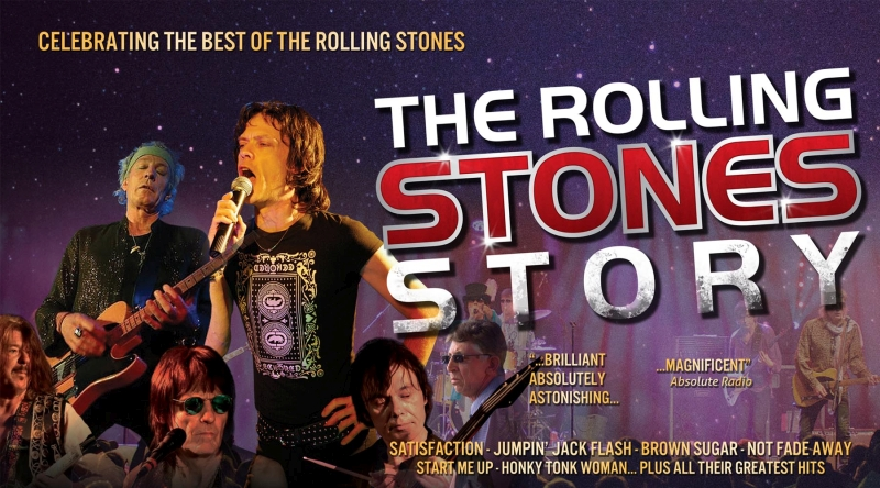 Photo of The Rolling Stones Story at The Hawth Crawley Review