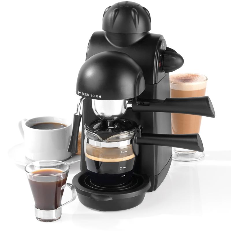 Photo of Salter EK3131 Espressimo Barista Style Coffee Machine Review
