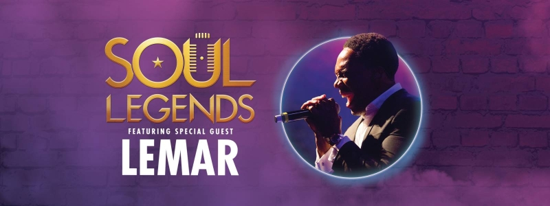 Photo of Soul Legends with Lemar at the Royal Concert Hall Nottingham Review