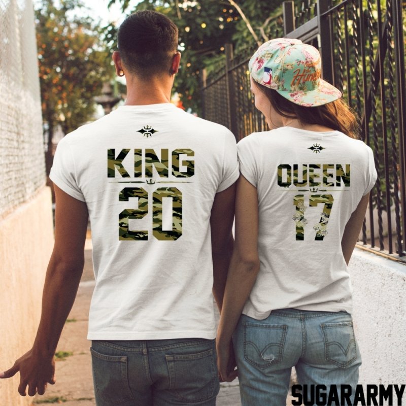 Photo of Sugar Army Couples T-Shirts Review