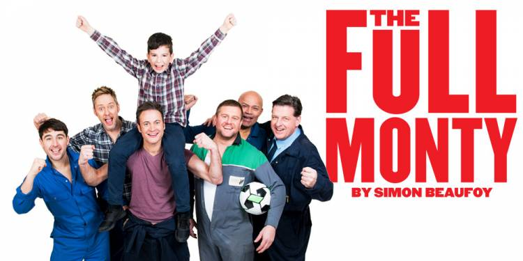 Photo of The Full Monty at the Theatre Royal Nottingham Review