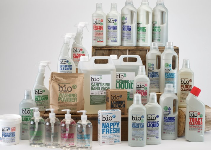 Photo of Bio-D Cleaning Products Review