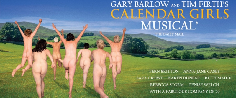 Photo of Calendar Girls at the Orchard Theatre, Dartford Review