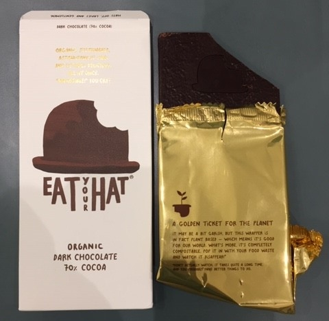 Photo of Eat Your Hat Chocolate Review