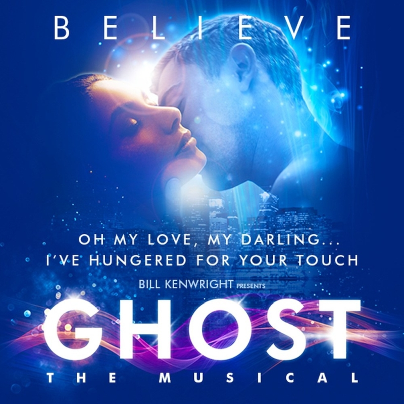 Photo of Ghost The Musical at the Alhambra Theatre Bradford Review