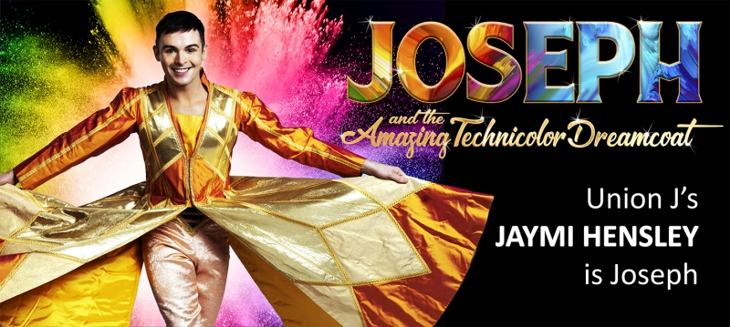 Photo of Joseph and the Amazing Technicolor Dreamcoat at the New Theatre Oxford Review