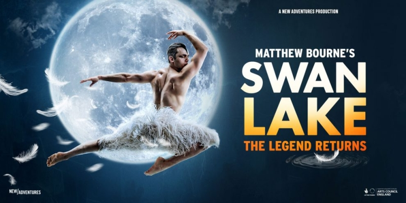 Photo of Matthew Bourne's Swan Lake at the King's Theatre, Glasgow Review