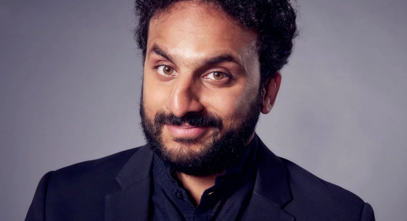 Photo of Nish Kumar at the Nottingham Playhouse Review