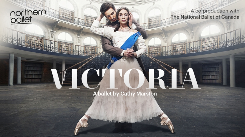 Photo of Northern Ballet's Victoria at Milton Keynes Theatre Review