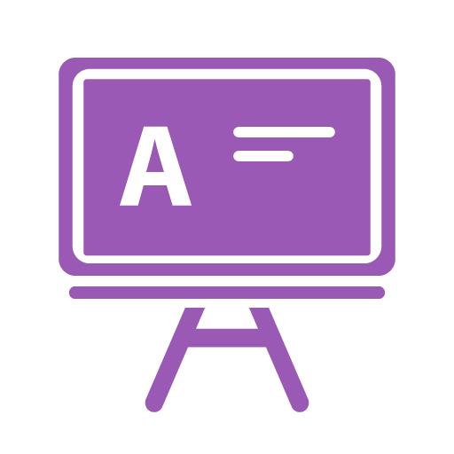 Classes and Workshops icon