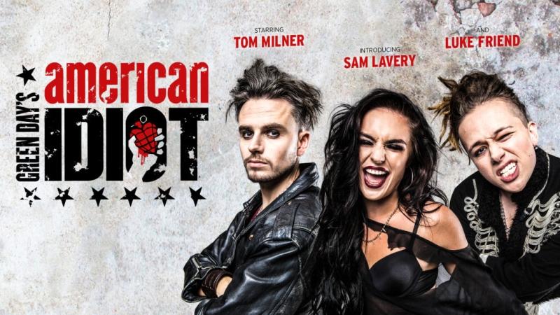 Photo of American Idiot at Milton Keynes Theatre Review