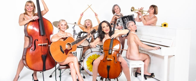 Photo of Calendar Girls The Musical at the Birmingham Hippodrome Review