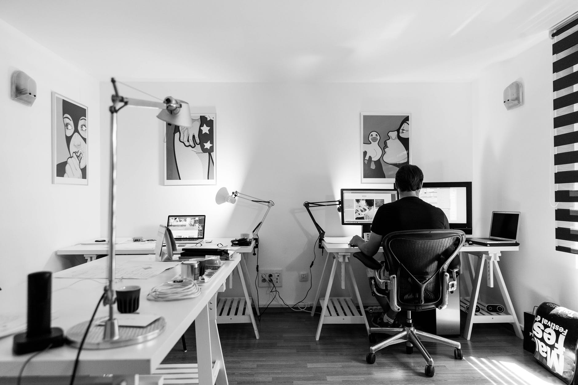 Photo of What A Modern At-Home Office Should Look Like