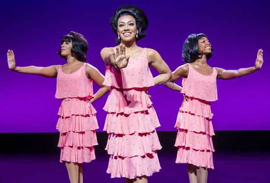 Photo of Motown The Musical at the Alhambra Theatre Bradford Review