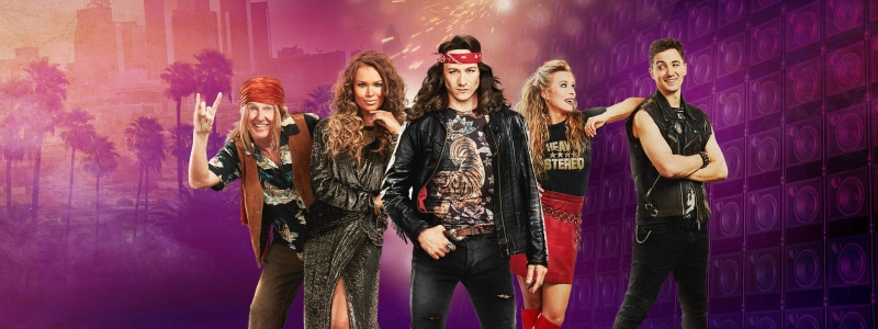 Photo of Rock of Ages at the Theatre Royal Nottingham Review