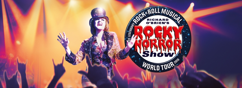 Photo of The Rocky Horror Show at the King's Theatre Glasgow Review
