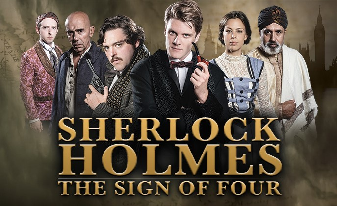 Photo of Sherlock Holmes: The Sign of Four at the Theatre Royal Windsor Review