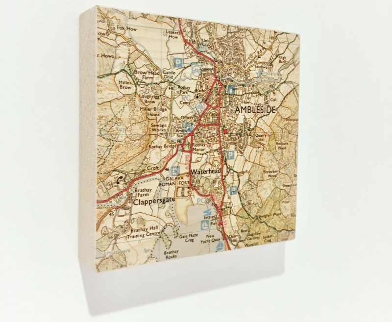 Photo of The Sugar Shed Postcode Map Chunk Review