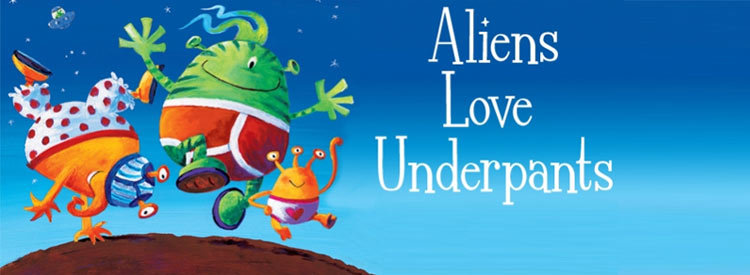 Photo of Aliens Love Underpants at The Capitol Horsham Review