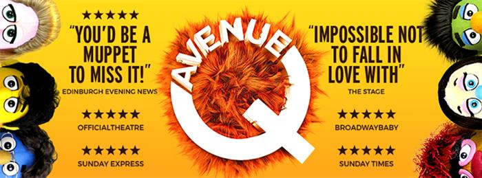 Photo of Avenue Q at the King's Theatre Edinburgh Review