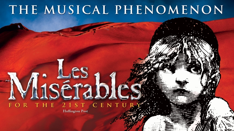 Photo of Les Misérables at the Alhambra Theatre Bradford Review