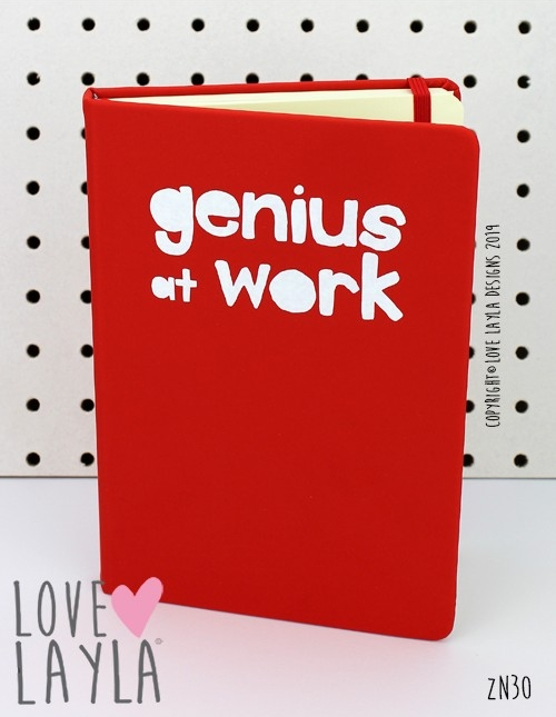 Photo of Love Layla Genius At Work Notebook Review