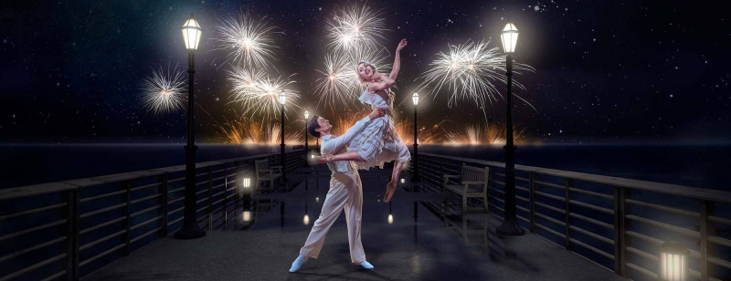 Photo of Northern Ballet's The Great Gatsby at The Lowry Manchester Review