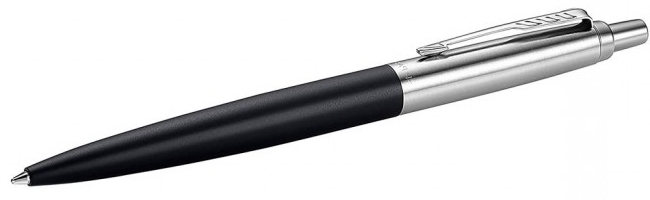 Photo of Parker Jotter XL Matte Black Ballpoint Pen Review