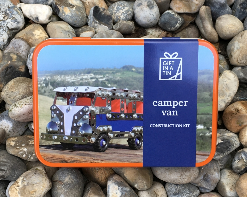 Photo of Present Mill Camper Van Construction Kit Review