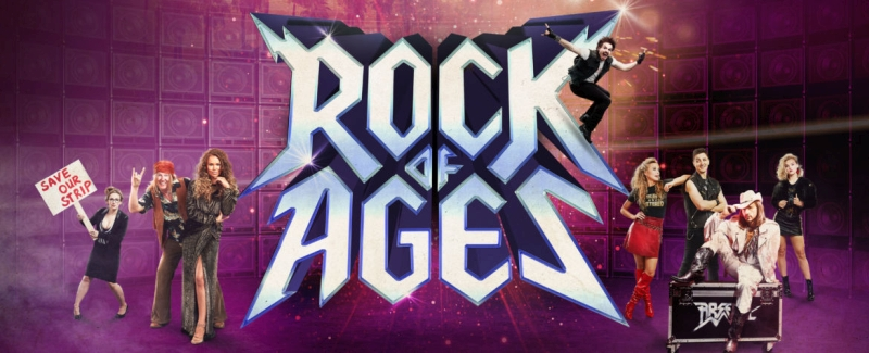 Photo of Rock of Ages at the Mayflower Theatre Southampton Review