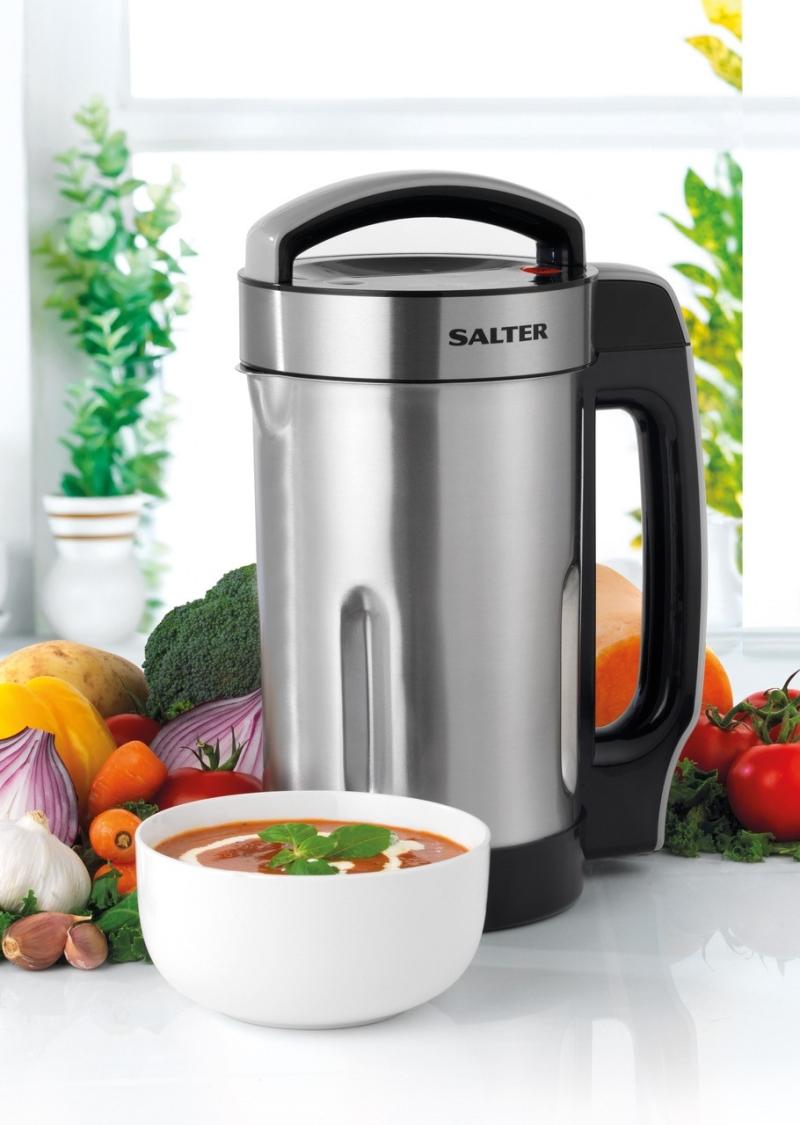 Photo of Salter Go Healthy 1.6 litre Soup Maker Review