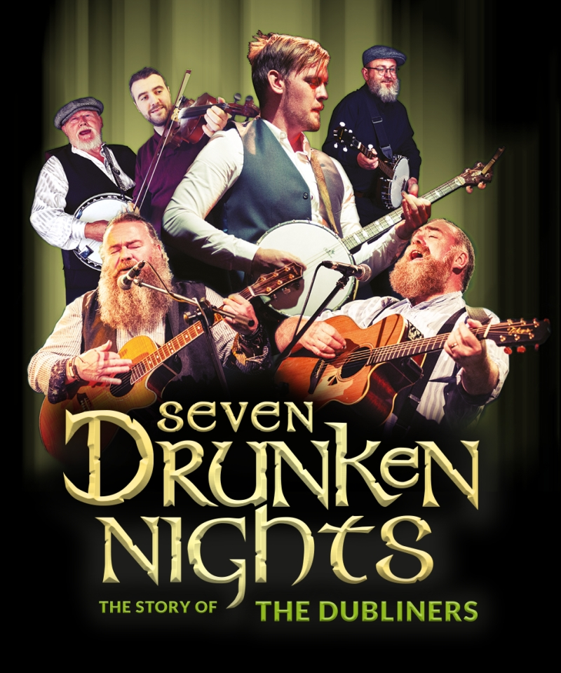 Photo of Seven Drunken Nights at the Waterside Theatre Aylesbury Review